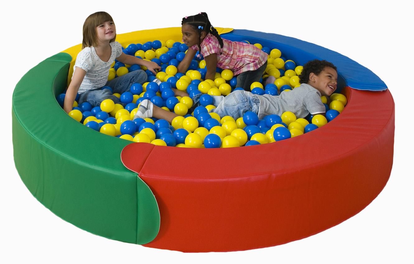 Как сделать сухой бассейн фото 543